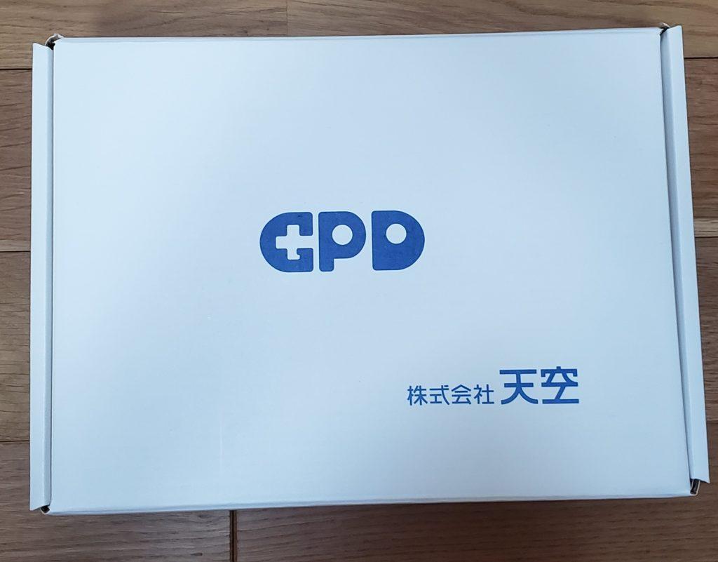 GPD P2 MAX 外観
