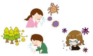 くしゃみができない場面で、一瞬でくしゃみを止める方法【確実に!】