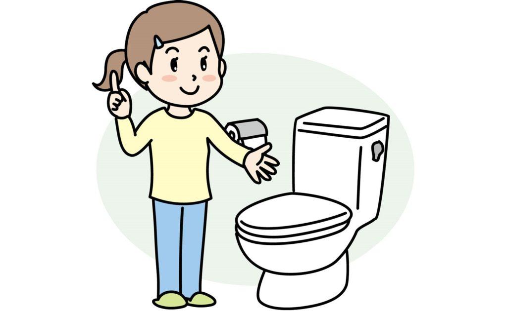 トイレつまりを家にあるもので一瞬で直す方法!【誰でもすぐにできる】